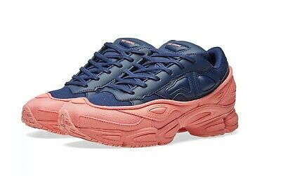 f1739715fd7d0 NEW  ADIDAS X Raf Simons Ozweego Tactile Rose   Dark Blue Us Men 9 ...