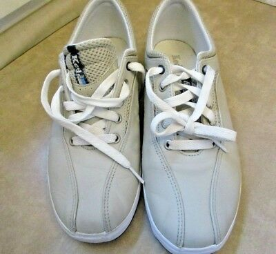 230f98e4ea0c Keds Spirit Leather Oxford Sneakers Tennis Shoes Women s Size 9M Stone  WH14169