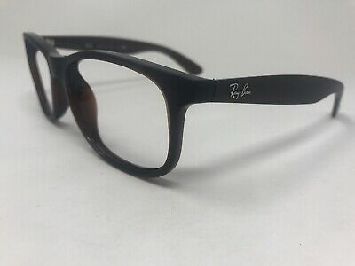 18e2a8f977 RAY-BAN ANDY Sunglass Frame Italy RB4202 6073 13 55-17mm Matte Brown