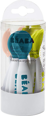 Beaba 6 Training Spoons and 4 Training Forks