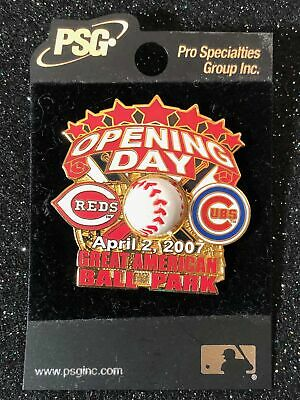 2007 Opening Day Baseball, Reds vs Cubs, Great American Ball Park