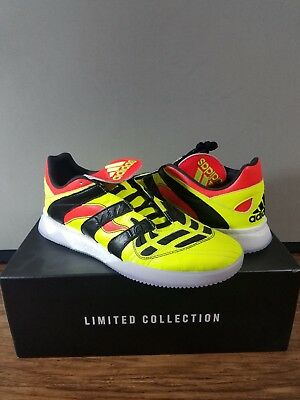 hot sales 63927 695a9 Adidas Predator Accelerator TR Shoes Size 10 David Beckham Limited Edition  Mens