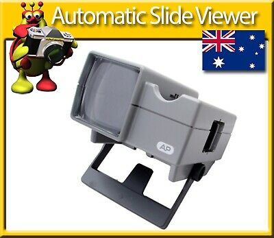 AP Automatic 2x Magnified Slide Viewer for 35mm Slides