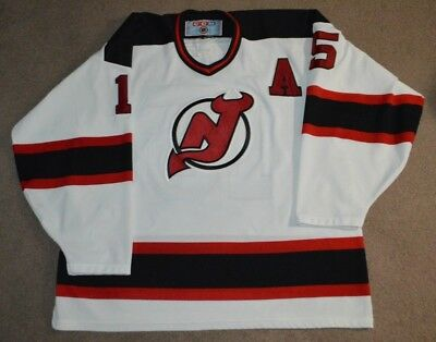 JOHN MACLEAN NEW Jersey Devils Ccm Vintage Jersey With