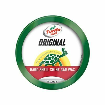 Turtle Wax 51769 Original Hard Shell Shine Car Wax 250g Car Care Cleaning