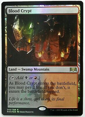 Mtg blood crypt  x 1 great condition