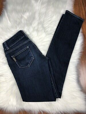 e82cc65acff Paige Womens Jeans Size 24 Hidden Hills Straight Medium Wash Blue L 41