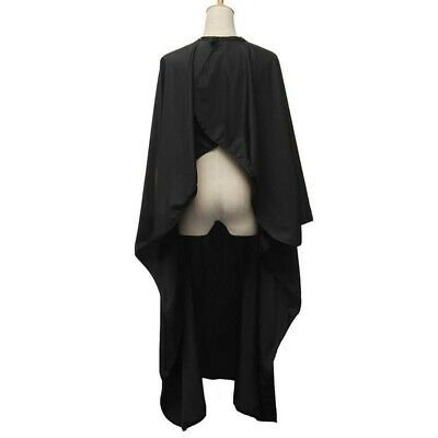 Hot Salon Apron With Viewing Window Hairdresser Barber Hair Cutting Gown Cape