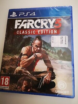 Far Cry 3 Classic Edition (PS4)   PLAYSTATION 4 ita - nuovo