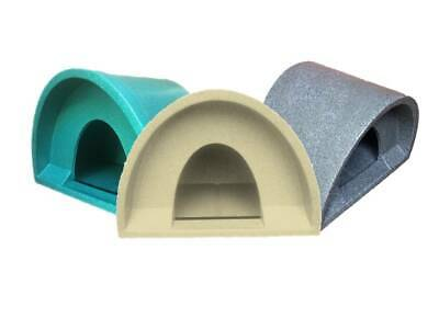 Only £49 Choice Of Colours  Rabbit Guinea Pig Tortoise Hideaway Hutch