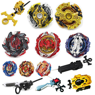 Beyblade Burst Power Rare B86 B100 B113 B129 B130 Combat Play Set W/ Launcher