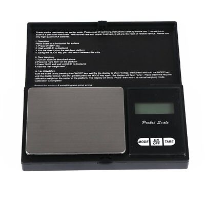 Electronic Pocket Mini Digital Gold Jewelry Weighing Scale 0.01g-200g Gram AU