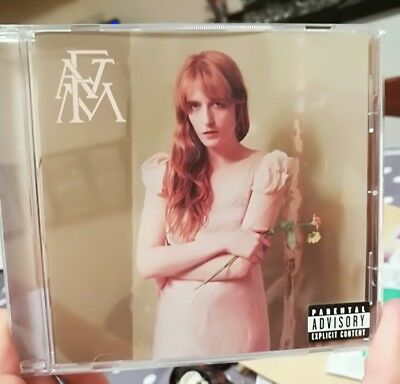 FLORENCE + THE MACHINE - High as Hope cd  (10 CD 60 euro tutto compreso)