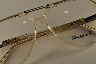 a270c4f0a1 NOS Vintage sunglasses Christopher Dunhill 1676 size 54   16 mineral lenses