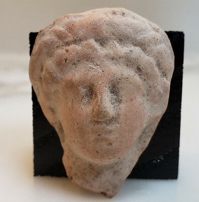 Goddess Bust, probably S. Italian, 5th-4th Century BC, Terracotta British Museum