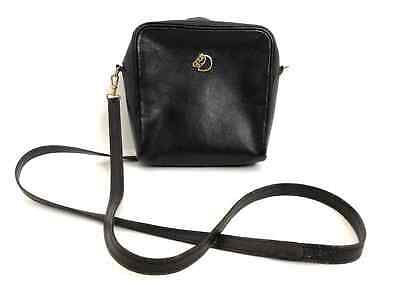 NEW AUTH HERMES Black Collier de Chien CDC Silk Twilly Bag Charm ... 8342173056048