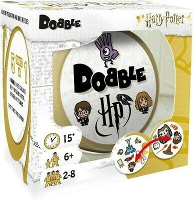 Dobble Harry Potter Asmodee Editions Brand New ASMDOBHP01EN