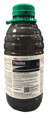 Thistlex Strong Weed Killer For Paddocks Horse Fields