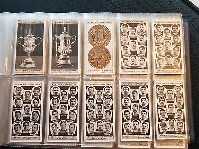Association Cup Winners (1930) John Player & Sons - Buy 2 & Save