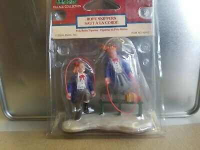 Lemax christmas village collection/Rope Skippers/42912/2004 collection