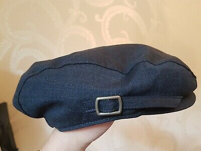JACK AND JANIE USA navy Page Boy Hat Size 2-3 Yrs NWOT
