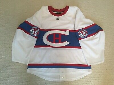 sneakers for cheap 28587 4a99b MONTREAL CANADIENS REEBOK 2016 Edge 2.0 Authentic Winter Classic Jersey  size 50