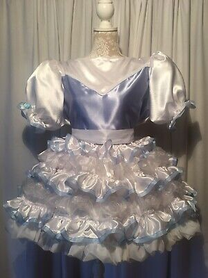 Made To Measure * Sissy Maid * Adult Baby * Fetish * Cd/Tv * Prissy *  Dress
