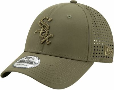 huge selection of 289e9 dda88 New Era Feather Perf 9Forty Cap ~ Chicago White Sox