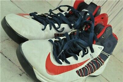 6c1e919a790 Nike Hyperdunk USA Olympic Sportpack Basketball Shoes 2012 UK 9.5  (524948-100)