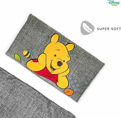 Hauck DISNEY WINNIE THE POOH ALPHA HIGHCHAIR PAD DELUXE - POOH GREY BNIP
