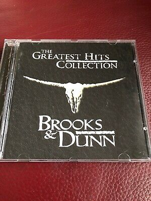 BROOKS & DUNN The Greatest Hits Collection CD BRAND NEW Best Of
