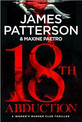 18th Abduction by James Patterson New Hardback Book