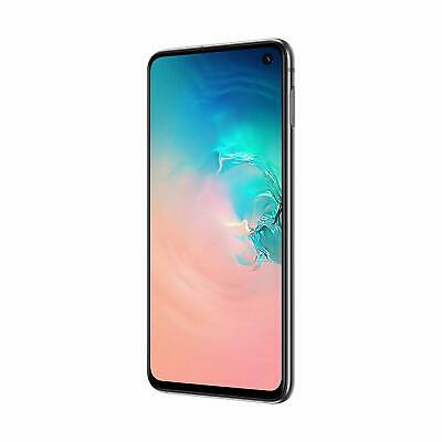 "Samsung Galaxy S10e Smartphone, Bianco (Prism White), Display 5.8""128GB ESPANDIB"