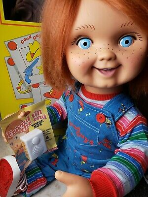 Voice Sound Box for Chucky Good Guy Child's Play Trick or Treat Studios doll!