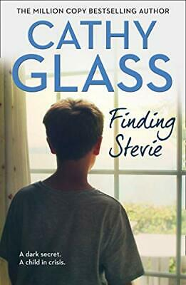 Finding Stevie by Cathy Glass New Paperback Book