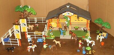 Playmobil Ref 3120 Centre Equestre Poney Ranch