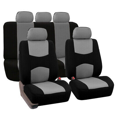 9pcs Set Car Universal Car Front Seat Cover Automotive Seat Covers All The O4M7