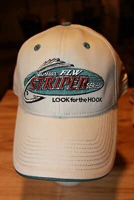 21e637c5 Unused Walmart FLW Tour Fishing Competition Adjustable Hat Cap -The game