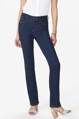 0a87dea6601 NEW NYDJ NOT Your Daughters Jeans MBQZ1425 Marilyn Straight Wood ...