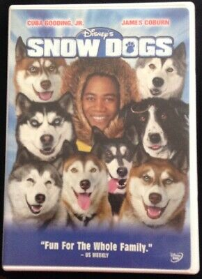 Dvd Add To Cart To Combine Shipping-Snow Dogs