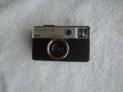 Kodak Instamatic 333 camera electronic