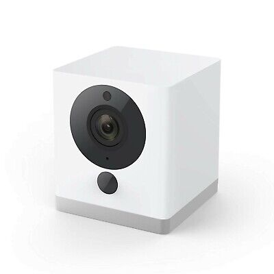 Cam 1080p HD Indoor Wireless Smart Home Camera with Night Vision, 2-Way Audio