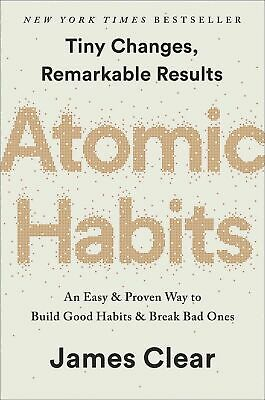 ATOMIC HABITS: An Easy & Proven Way to Build Good Habits (0735211299)