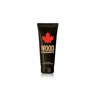 DSQUARED2 Wood for him After shave balm - balsamo dopobarba 100 ml