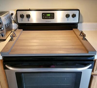 Custom Stove Top Cover/Stove Top Tray/Noodle Board