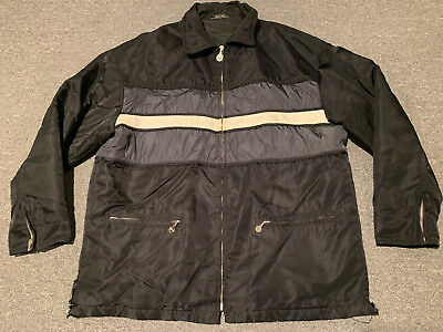 6c663d8d4 VINTAGE VERSACE CLASSIC V2 Misery Jacket Sz 50 Made In Italy ...