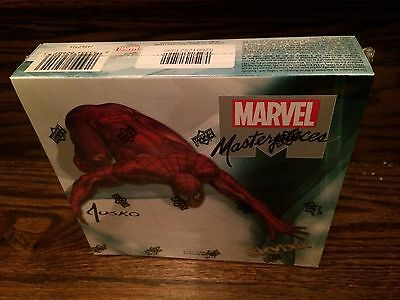 Upper Deck Skybox 2016 Marvel Masterpieces Joe Jusko Trading Card HOBBY Box