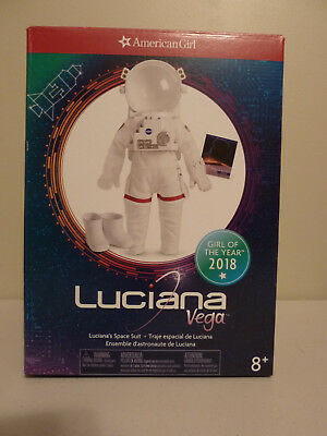 American Girl Luciana's Space Suit No Doll New in Box Sealed