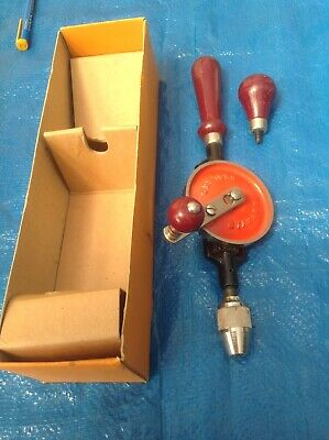 Stanley No803 Drill Boxed