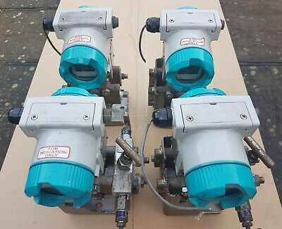 Four Siemens Sitrans P differential pressure transmitter lot